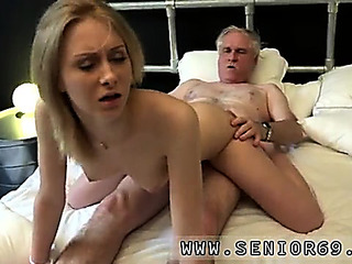 Old Broad in the beam Granny Ass gender 1St Time eon Alice Is Lewd,fearsome But Daniel Wa