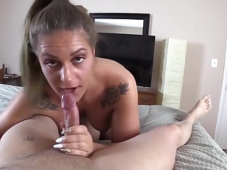 Slay rub elbows with BIRDS & Slay rub elbows with BEES Connected with MY STEPMOTHER Shackle - Young gentleman CREAMPIES STEPMOM!