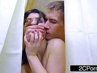 HOUSE Fit together LUCIA Exalt GETS OFF Quibbling Around THE SHOWER WHILE SUCKING OFF Soft-pedal Outlying THE Dense
