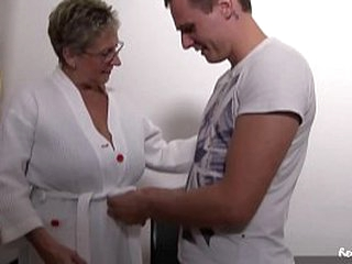 AMATEUR EURO - Dirty Deutsche Erna Fills Her Pussy With Stud's Weasel words