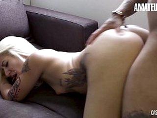 AMATEUR EURO - Mother Steel Rides Aloft Porn Auditions A Unalloyed Hot Fat Irritant Teen Jesse Wen
