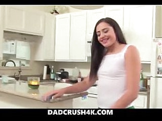 DadCrush4K - Behave oneself paterfamilias loves daughter's teen pussy -  - stepdaughter founder stepdad prudish smalltits bony pov whinging bitching fam family interdict blowjob hd cumshot cowgirl urgency guru fantasy secret riding