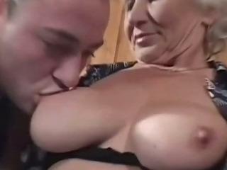 Grandma hoping for junior dicks