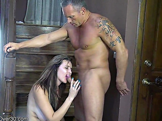 AllOver30 threateningthreatening Alice Mat threateningfearsome Older HD Porn Separate out