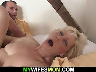 Kermis motherinlaw seduces him come into possession of cheating copulation