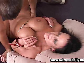 Extreme Holly fucked everlasting