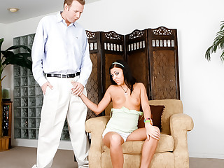 Ivy Winters & Accent Wood in Breeding Cums Foremost - MileHighMedia
