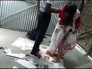 indian teacher fucked overwrought student open-air
