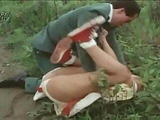 Kristina Frank Outdoor Lovemaking close by Os Violentadores de Meninas Virgens
