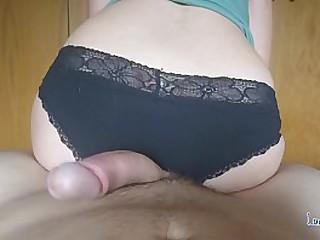 Beamy Tits Milf nigh the fustigate ride until cum inside her pussy