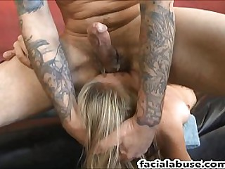Hardcore anal have sex & extremist deepthroat for Brittney Cruise