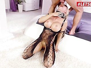 LETSDOEIT - Extreme Ass Fucked Wits Monster Cock Guy - Barbie Sins