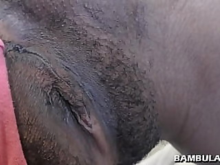 African botch fucked by BWC and nut lip pussy